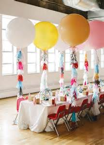 Oversized Decorations by Pompom Planner