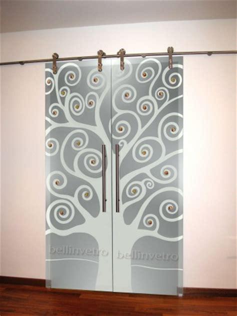 disegni per vetri porte porte laccate con vetri sabbiati decorati 387 corleone