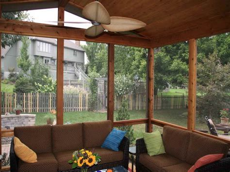 bloombety screened in porch interior design screened in