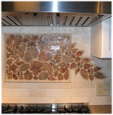 unique backsplash tile kitchen backsplash that is a unique and one of a kind work