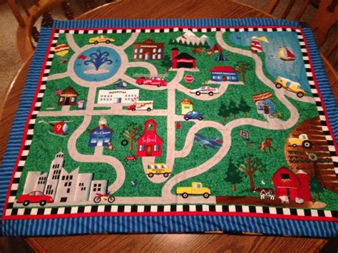 Lekplats Play Mat by 44 Best Fabric Images On Crochet Afghans