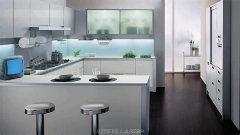 Modern Kitchen Interior Design Modern Interior Designs Kitchen Decobizz Com