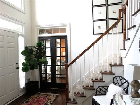 Black Staircase Banister by Tiffanyd The Banisters Go Black