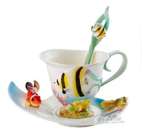 Midas Coffee Tea Cup Mug Cangkir 230 Ml Ivory White 230ml beautiful porcelain carving the tropical fish coffee cup and saucer bone china creative