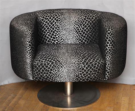 milo baughman armchair milo baughman swivel armchair for sale at 1stdibs