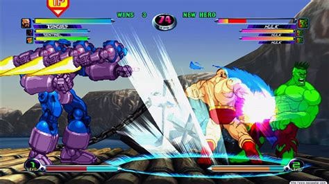 marvel vs capcom 2 new age of heroes tfg review