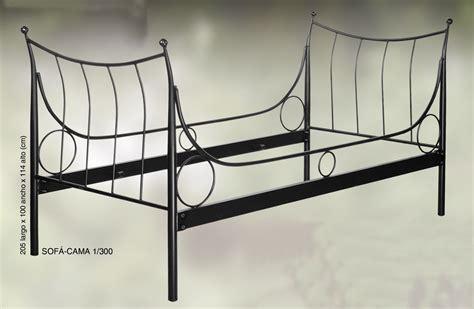 sofa cama forja sofa cama forja modelo 1 rustiluz