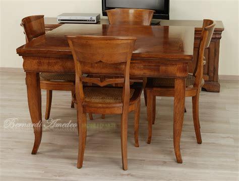 tavoli in stile antico tavoli in noce e ciliegio allungabili 2 tavoli