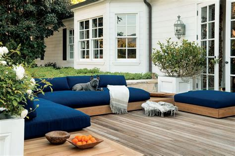 james perse sofa teak outdoor sectional sofa by james perse malibu