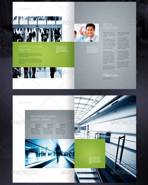 corporate brochures templates 7 best images of best corporate brochure design cool