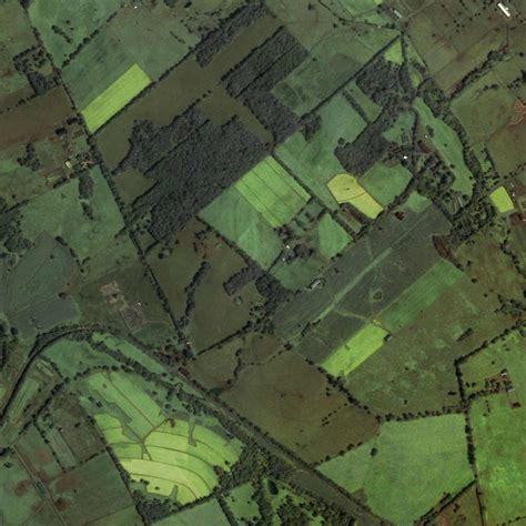imagenes satelitales ikonos zona agricola de kentucky vista por el satelite ikonos