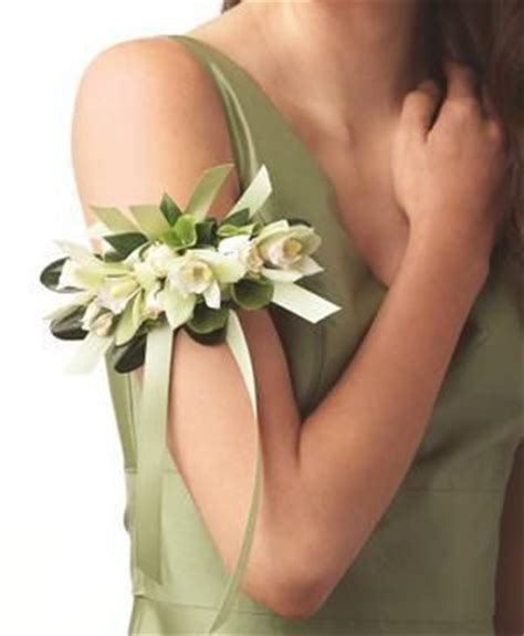 Arm Corsage Custom Design at Vogts Flowers