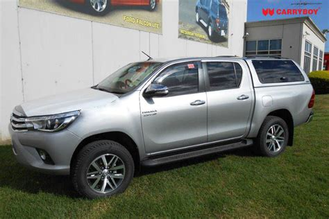 Hilux Awning by Toyota All New Hilux 2015 2016 Carryboy Fiberglass