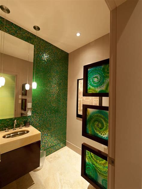 green bathroom how to use green in bathroom designs