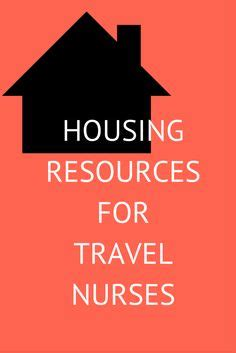 temporary housing for travel nurses travel blog and health on pinterest