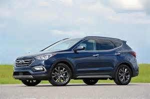 Hyundai Santa Fe Sport Reviews 2017 Hyundai Santa Fe Sport Test Drive Review Autonation
