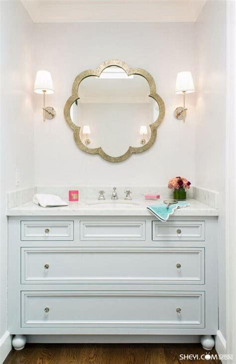 decorative powder room mirrors stylish powder room decor ideas for a greater enjoyment