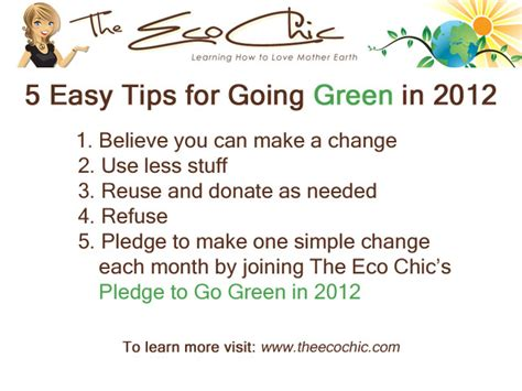 5 tips for going green a ta lifestyle travel green
