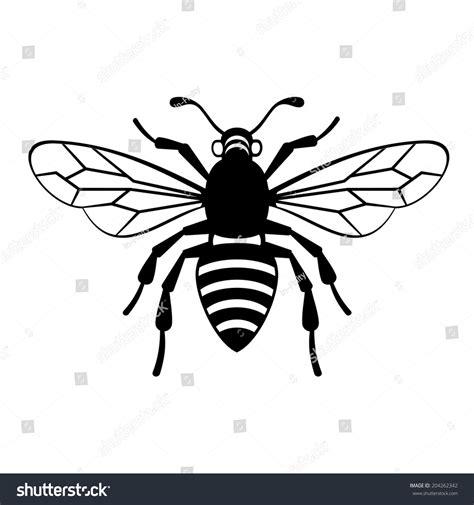 bee vector illustration