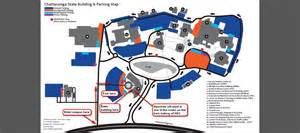 Chattanooga State Campus Map by Meacham Workshop Schedule