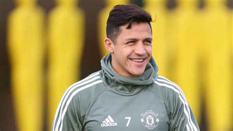 alexis sanchez life premier league there s more to life at manchester united