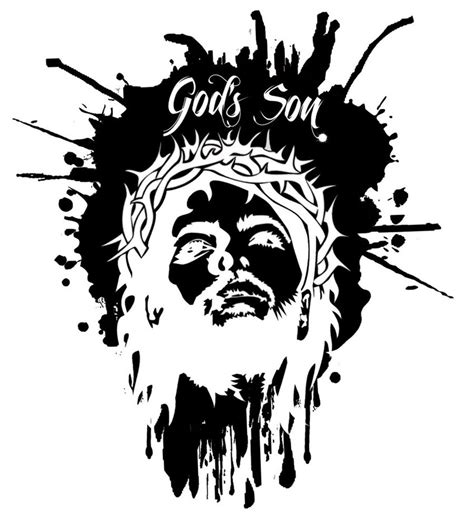 god son tattoo designs god s design by crazy4coral on deviantart