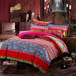 King Size Bedding Country Lelva Ethnic Style Bedding Sets Morocco Bedding American