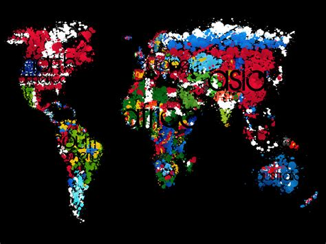 cool maps 15 really cool world map wallpapers blaberize