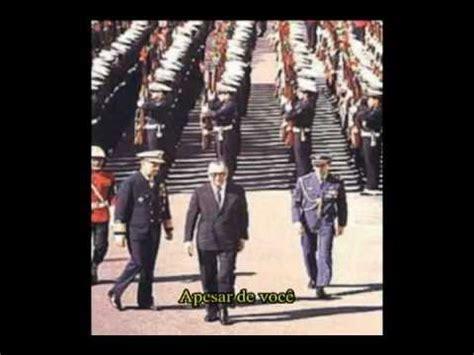 Ditadura Militar As Manifesta 231 Apesar De Voc 234 Chico Buarque Ditadura Militar