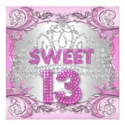 sweet 13 gifts t shirts posters other gift ideas zazzle