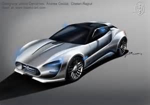 Maserati Future 2020 Maserati Gt Garbin Concept By Three Students
