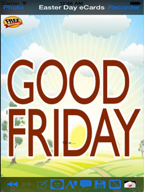 E Gift Card Apps - happy good friday and easter day e cards 生活app玩免費 app點子