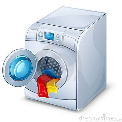 Washing Machine Royalty Free Stock Image   Image: 22763436