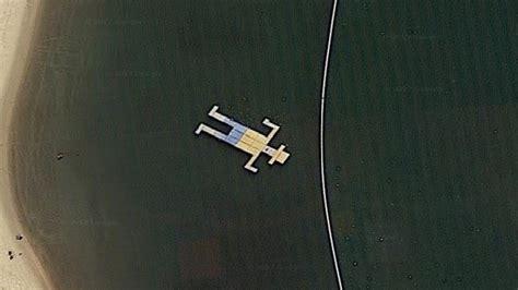 imagenes raras tomadas por satellites 7 cosas raras captadas en google maps que no son lo que