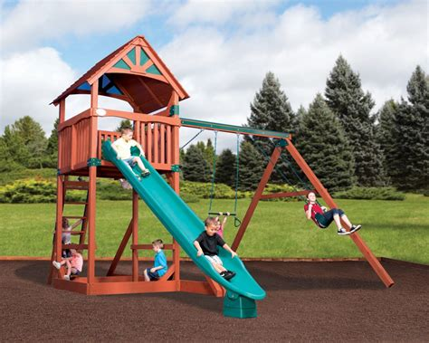 swing sets with installation included swingsets and playsets nashville tn titan treehouse