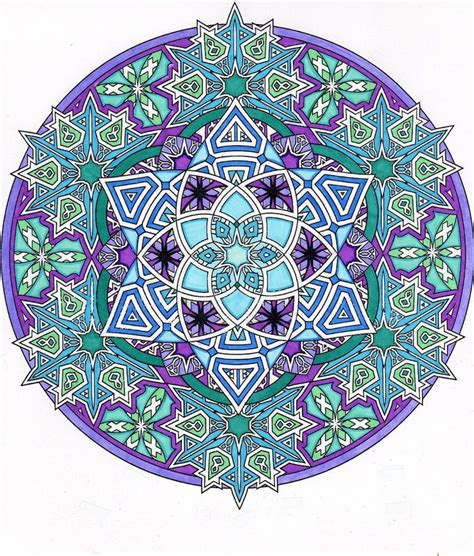 creative haven snowflake mandalas 0486803767 1000 images about influential on coloring coloring and creative