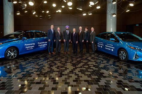 toyota canada inc office encouraging automotive innovation to create more