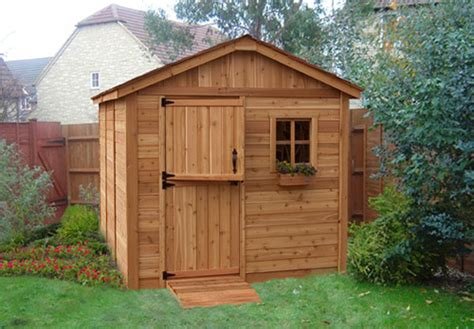 Wooden Garden Sheds by Sheds Ottors Motorcycle Shed Plans Details