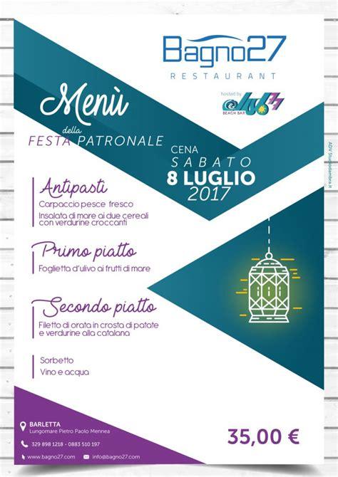 Bagno Patronale by Affordable Alla Festa Patronale Per Questa Occasione Il