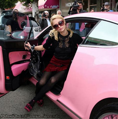 pink bentley interior paris hilton pink obsession customized pink bentley