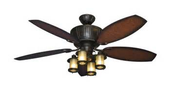 Ceiling Fan With Chandelier Light Kit Centurion Oil Rubbed Bronze Ceiling Fan With 52 Quot Aged