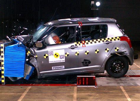 Suzuki Crash Test Suzuki 2005 2010 Crash Test Results Ancap