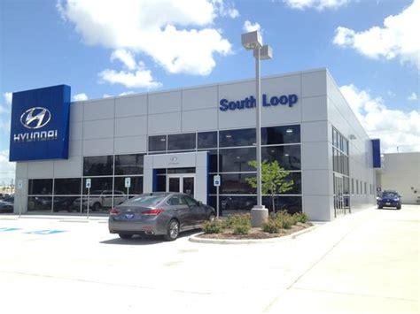 south loop hyundai south loop hyundai houston tx 77054 car dealership and