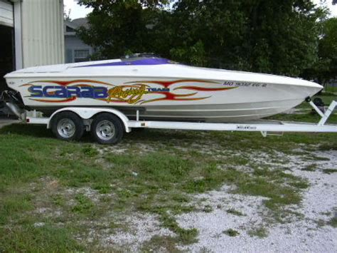 scarab boat covers 1996 wellcraft scarab 22 quot 8 quot v hull performance used