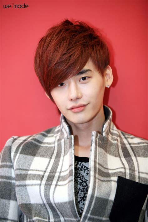 biography of korean actor lee jong suk hong jung sook biography