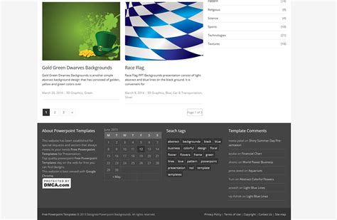 design footer powerpoint free powerpoint templates hiratech design mobile