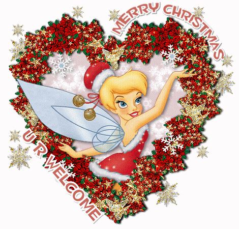 imagenes tinkerbell navidad imagenes de navidad de tinkerbell imagui