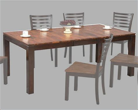 winners only dining table fifth avenue in acacia wo dfa4278