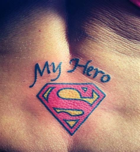 heroes tattoo 25 superman for the in you