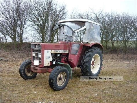 Ihc 553 S 1973 Agricultural Tractor Photo And Specs